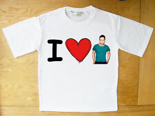 Olly Murs T Shirt - Great Gift -Available 3-14 years (I Love Olly Murs) X Factor