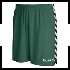 Hummel Poly-Short Stay Authentic Grün F6140