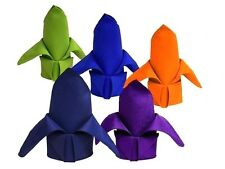 """5 Pack Polyester 20""""x20"""" Napkin Wedding Restaurant Catering Party - 23+ Colors!"""