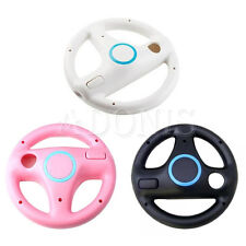Mario Kart Racing Game Steering Wheel Remote Controller for Nintendo Wii 3Colors