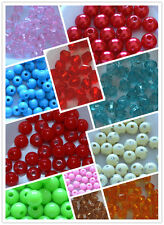 100 pcs 6mm Beads imitation pearl acylic beads Free Shipping for additional