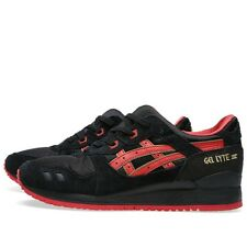 Asics Gel Lyte III Haters Lovers Black/Red ronnie fieg mita 7.5-12 volcano