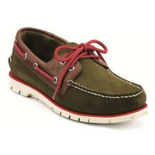 SPERRY Top Sider A/O 2 Eye Boat Lite Leather Boat/Deck Shoes Loafers/ Moccasins