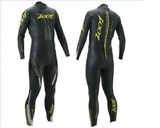 NEW 2015 Men's Zoot Z Force 1.0 Wetzoot Fullsleeve Triathlon Swimming Wetsuit