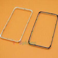 LCD TOUCH SCREEN FRONT MIDDLE FRAME + STICKER ADHESIVE FOR IPHONE 4S #H-424