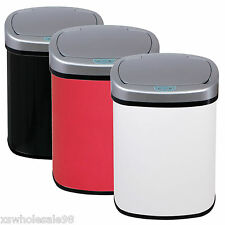Rectangular Automatic Sensor Kitchen Waste Dust Bin - FREE Air Freshener
