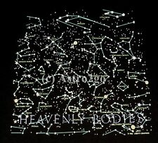 HEAVENLY BODIES-Stars Constellations Space Astronomy 2-sided Glow Kids T shirt