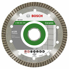 Bosch Best for Ceramic Extraclean Ceramic Diamond Tile Saw Angle Grinder Blade