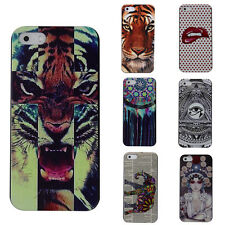 2014 Sale Plastic Phone Protector For Apple iPhone 5/5S Skin Case Cover Back Hot
