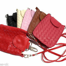 New Universal Mobile Phone Pouch / Bag / Case with Strap
