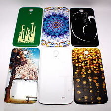Cat Image Replace Back Battery Cover Door Case for Samsung Galaxy MEGA 6.3 i9200