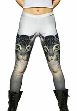 "Yizzam - Currier - ""The Favorite Cat""- New Ladies Womens Leggings"
