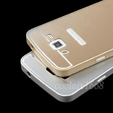 Aluminum Metal Bumper case cover for Samsung Galaxy Grand 2 SM-G7102 G7105 G7106