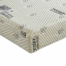 Happy Beds Visco 2000 Memory Foam Mattress Regular/Firm Zip Cover Orthopaedic