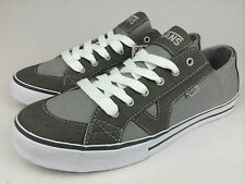 VANS. Women's TORY Classic Suede & Canvas Casual GREY Shoes. US Wom 9, 10.5 & 11