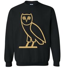 OVO Drake gold owl ovoxo Octobers very own weeknd sweatshirt crewneck hoodie