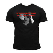 """T-SHIRT MMA """"THE MORE YOU SWEAT IN TRAINING. THE LESS YOU BLEED IN COMBAT"""" MT2"""