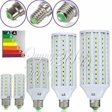 E27/E14/B22 6W/9W/12W/16W/20W 36/44/60/102/132 5050 SMD Led corn light bulb lamp
