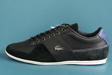 Men's Lacoste Taloire 15 SRM Leather Black Style# 7-27SRM1203-024 READY TO SHIP