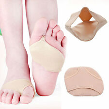 Fabric Gel Metatarsal Pads Ball of Foot Gel Pads Cushions Morton's Neuroma
