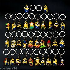 PORTE CLÉ CLEF KEYCHAIN KEY RING MINION DAVE DESPICABLE ME MOI MOCHE ET MECHANT
