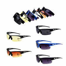 Mens Polarized Sports Sunglasses Cycling Fishing Golf Outdoor UV400 Lens Eyewear
