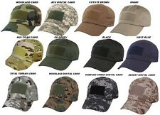 Military & Spec Op Low Profile Adjustable Tactical Hat Operator Caps 9362 4362