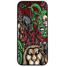 Cover for Iphone 5 5S Hades god of the underworld greek comic art Phone case