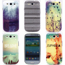 Scenery Patterned Sign Hard Back Housing Case Cover for Samsung Galaxy S3 I9300