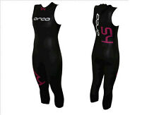 NEW 2013 Orca S4 Women's Sleeveless Triathlon Wetsuit