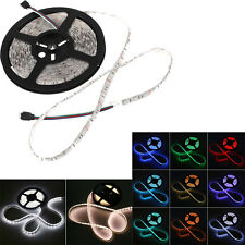 RGB 5050/3528 SMD 300 LED Strip Light Waterproof 5M &IR Controller &Power Supply