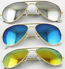 2014 New Mens Womens Retro wayfarer CLASSIC Mirror aviator Polarized Sunglasses