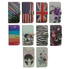 deluxe Wallet card flip case Cover For Nokia Sony Huawei Samsung Motorola HTC