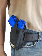 New Barsony 6 Position Ambi Pancake Holster for Colt, Kimber Compact 9mm 40 45