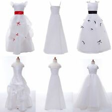 Flower Girl Princess Bridesmaid Wedding Pageant Formal Occasion Celebrity Dress
