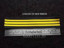 FULL SIZE EAST AND WEST AFRICA MEDAL RIBBON CHOICE LISTING