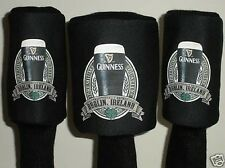 Guinness Beer GLASS Golf Headcover Dublin Ireland Beer Great Gift Golf Iron Club