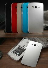 Aluminum Metal Bumper Battery Case Cover for SAMSUNG GALAXY Grand 2 G7102 G7105