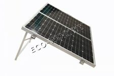 80W 100W 120W  watt 12V poly folding foldable portable solar panel kit for RV