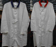 Men's White Food Trade Coats – Wide Range of Sizes & Colours available