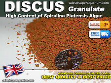 GRANULATE FOOD, COLOUR ENHANCING, SPIRULINA FOR TROPICAL FISH, DISCUS, CICHLID
