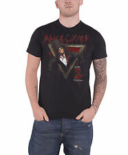 Alice Cooper Welcome To My Nightmare Official Mens New Black T Shirt All Sizes
