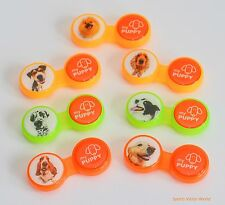 New  My Puppy Contact Lens Storage / Soaking Case CE Marked & FDA Free Post