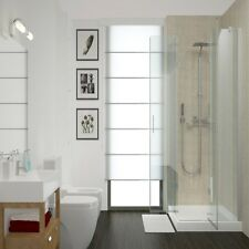 Aquabord Stone 2 wall shower kit (1000mm wide tongue & groove panels)