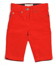Stella McCartney Bubble Corduroy Pant in Red