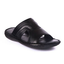US 6-10 GENUINE LEATHER---Handmade Cushioned Sandals- Leather lining