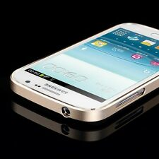 Ultra-thin Aluminum Metal Bumper Case Cover For Galaxy Note 2 3 S5 iPhone 4 5S 6
