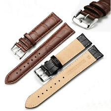 14mm 16mm 18mm 20mm 22mm - Premium Genuine Watch Band Straps - Fits All Watches