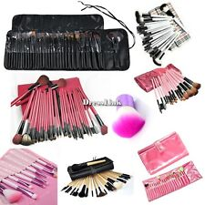 1/8/15/20/24/30/32pcs Trucco Cosmetici Ombretto fard Pennelli Make Up Brush Set