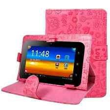 """PU LEATHER CASE FITS ALDI MEDION LIFETAB E7318 7"""" INCH TABLET PC"""